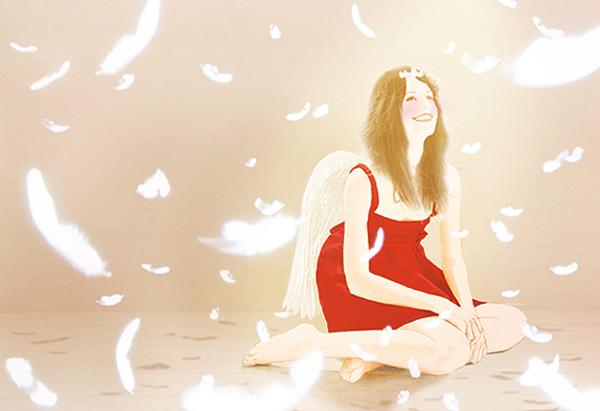 天使イラスト